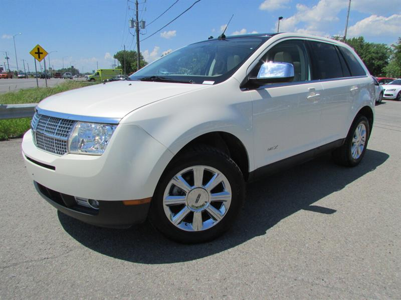 Lincoln MKX 2007 AWD A/C TOIT PANO CUIR MAGS!! #4605