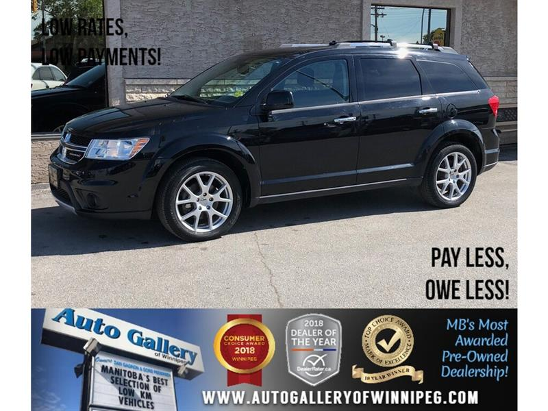 2015 Dodge Journey R/T *AWD/Navi/DVD/7Pass #23938