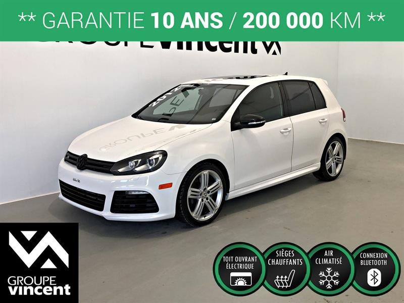 Volkswagen Golf 2012 R **GARANTIE 10 ANS** #411AT