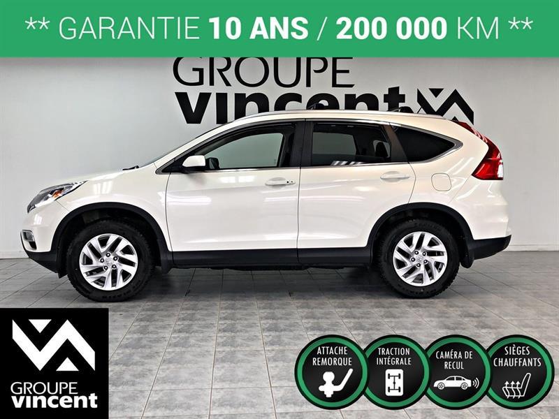 Honda CR-V 2015 EX AWD **GARANTIE 10 ANS** #K9849