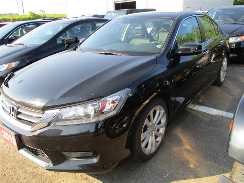 Honda Accord Sedan 2015 4dr I4 Man Touring #FA802150A