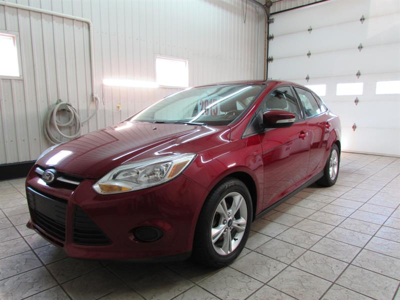Ford Focus 2014 4dr Sdn SE #15-68