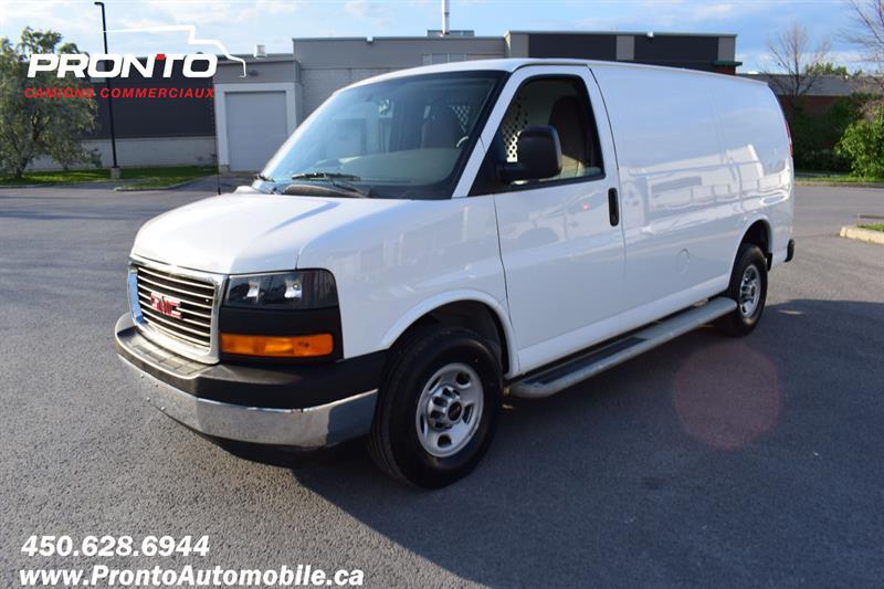 GMC Savana Cargo Van 2017 2500 ** 4.8L **  #1907