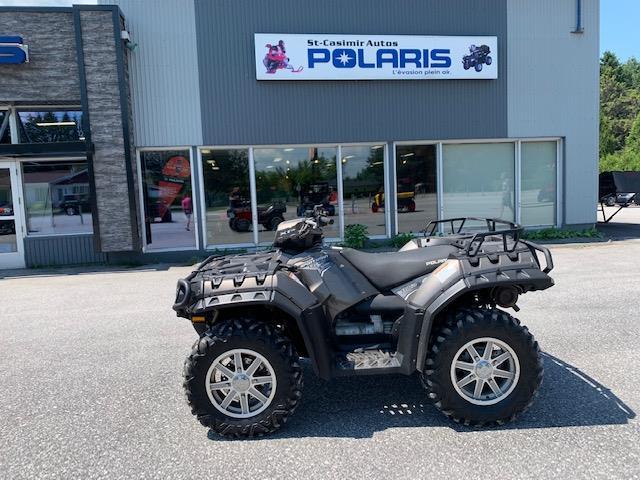 Polaris sportsman 850 xp eps 2012