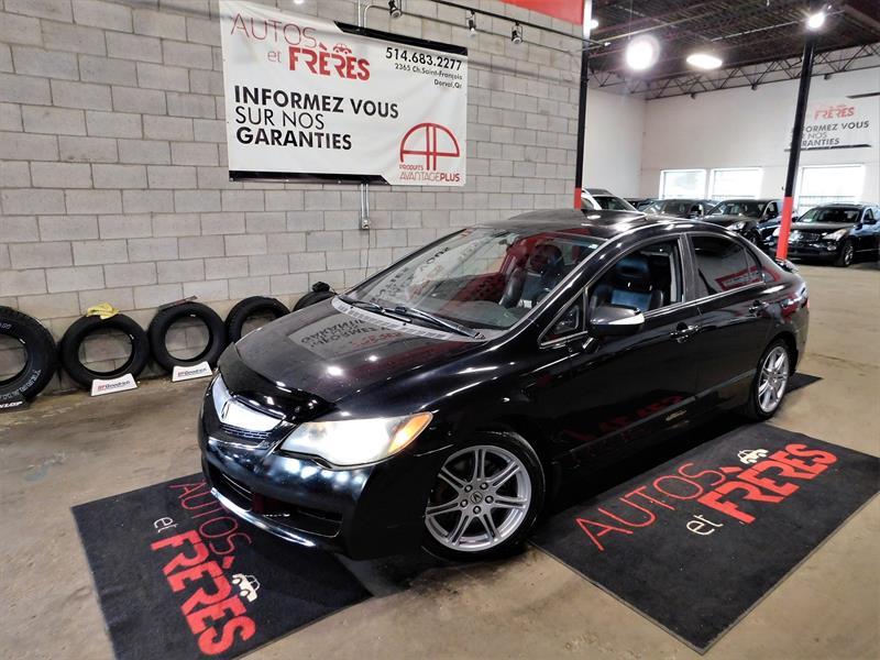 2010 Acura CSX Type-S #2983