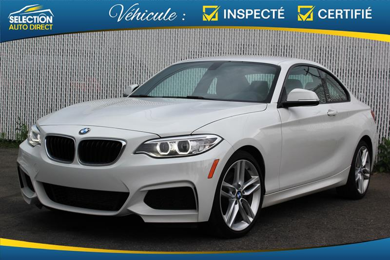 2016 BMW 2 Series 228i xDrive M Package #SX97284