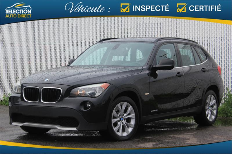 BMW X1 2012 28i xDrive #JR75665