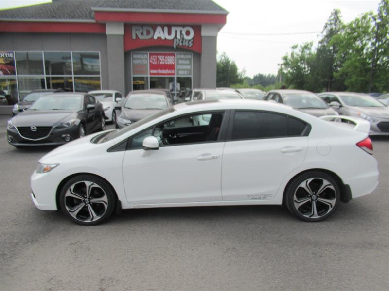 Honda Civic Sedan 2015 4dr Man Si