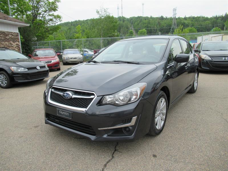 Subaru Impreza 2015 Hatchback 2.0i Touring #19-304