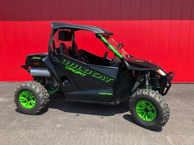 Arctic Cat Wildcat 1000 2016