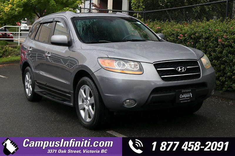 2008 Hyundai Santa Fe | Limited | AWD w/ Leather Interior #19-QX5025A