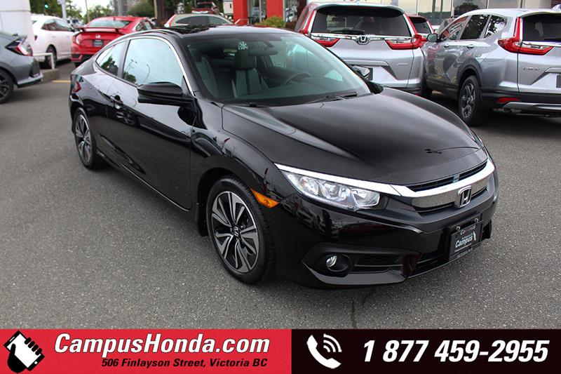2017 Honda Civic Coupé EX-T Manual Bluetooth #B5703