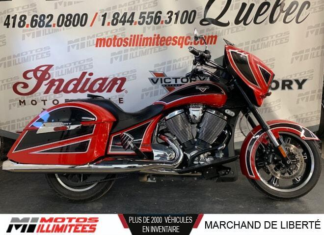 Victory Motorcycles Cross Country 2014