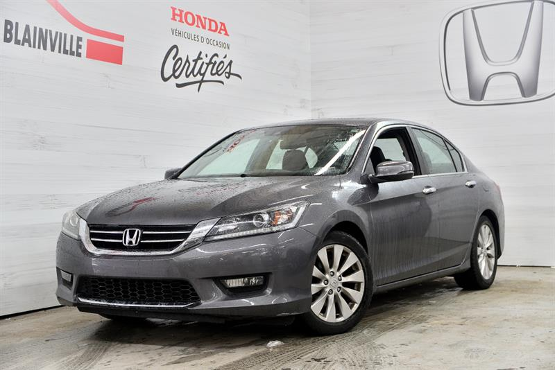 Honda Accord Berline 2015 EX-L #U-1878