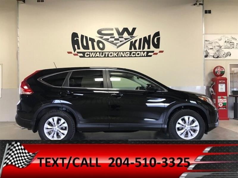 2013 Honda CR-V EX-L /Leather/Roof/Rear Cam/Bluetooth/Finance #20042450