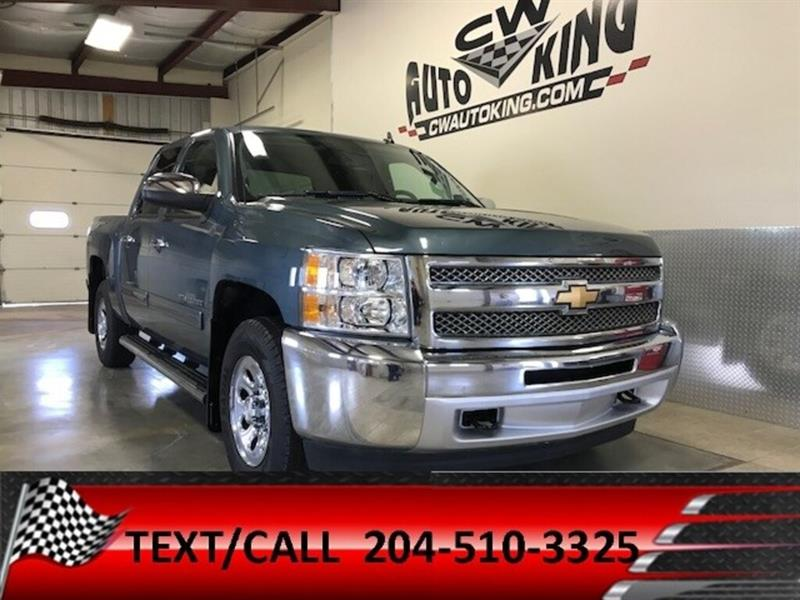 2012 Chevrolet Silverado 1500 LT/4x4/Crew Cab/Low Kms/Financing Available #20042449