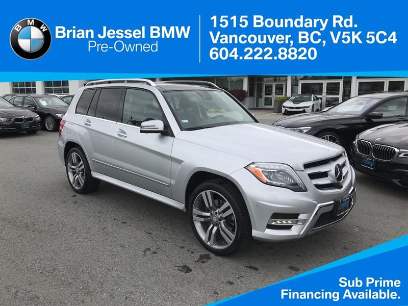 2014 Mercedes-Benz GLK250 BlueTEC #BP8398