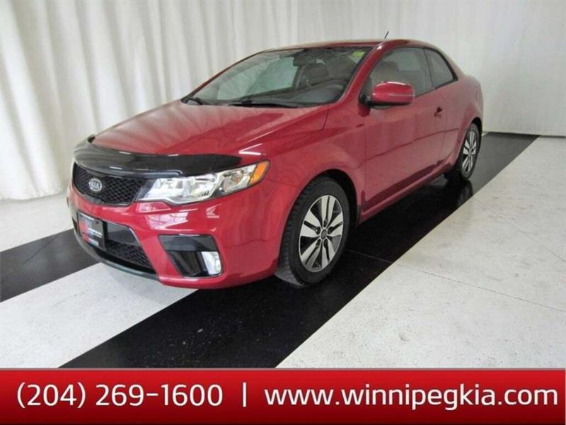 2013 Kia Forte Koup EX *No Accidents! Sunroof* #19FR254A