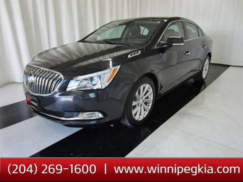 2014 Buick LaCrosse *V6, Low KM, Accident Free!* #17IQ32878A