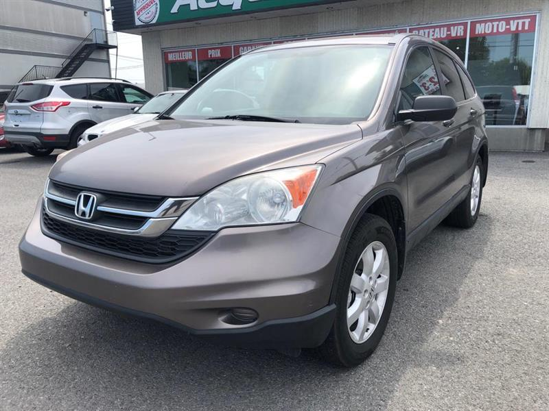 Honda CR-V 2011 LX #Md1735
