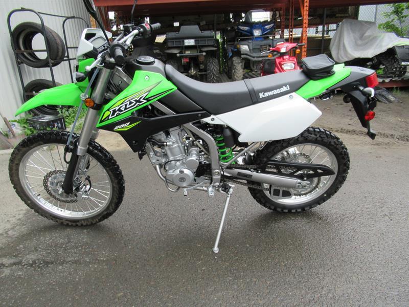 Kawasaki KLX250SF 2018