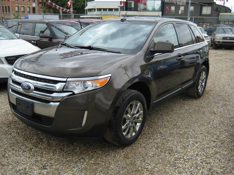 2011 Ford EDGE 4dr Limited AWD #A20850