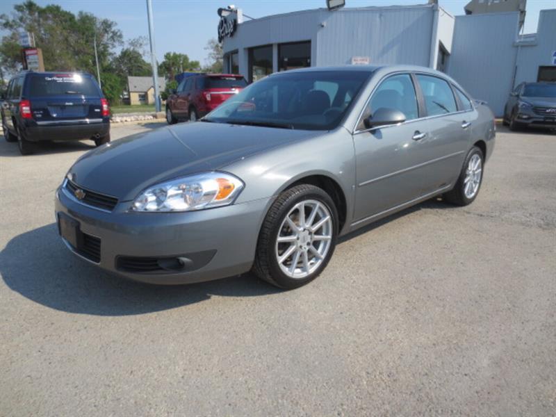 2008 Chevrolet Impala LOW KMS/FACTORY REMOTE START #4058B