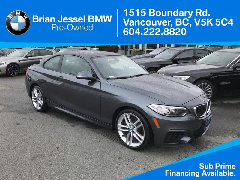 2016 BMW 228i - Premium Pkg, Performance Pkg - #BP8364