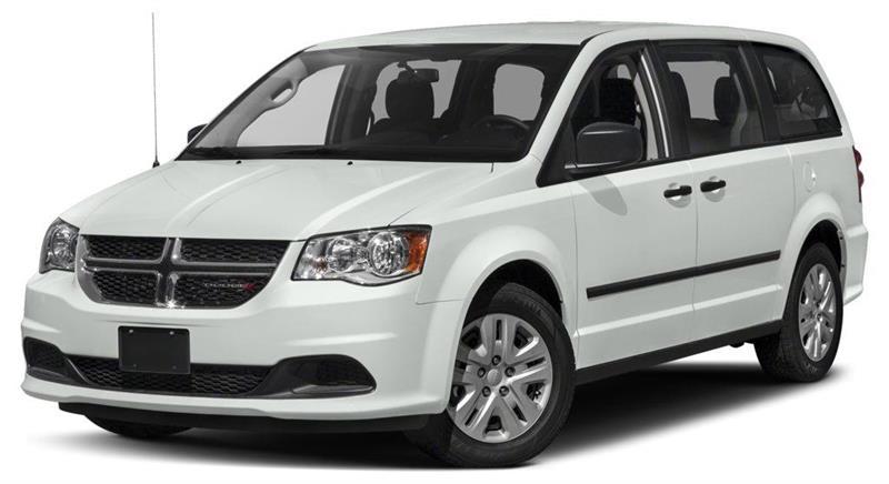 2019 Dodge Grand Caravan CVP/SXT #K730120