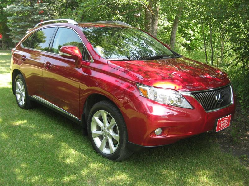2010 Lexus RX 350 One Owner Nav / Camera #P  2785