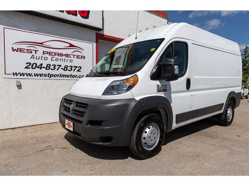 2018 Ram Promaster 2500 High Roof **PURCHASE or LEASE** #5573