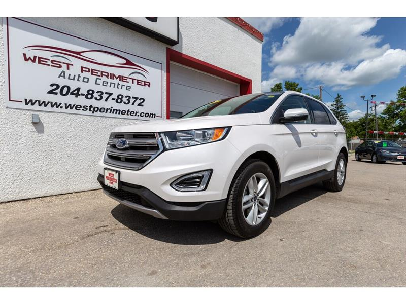 2018 Ford EDGE SEL **ALL WHEEL DRIVE** #5553