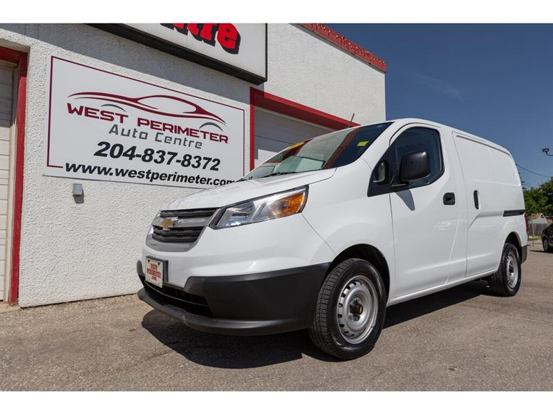 2015 Chevrolet City Express 1LT #5558