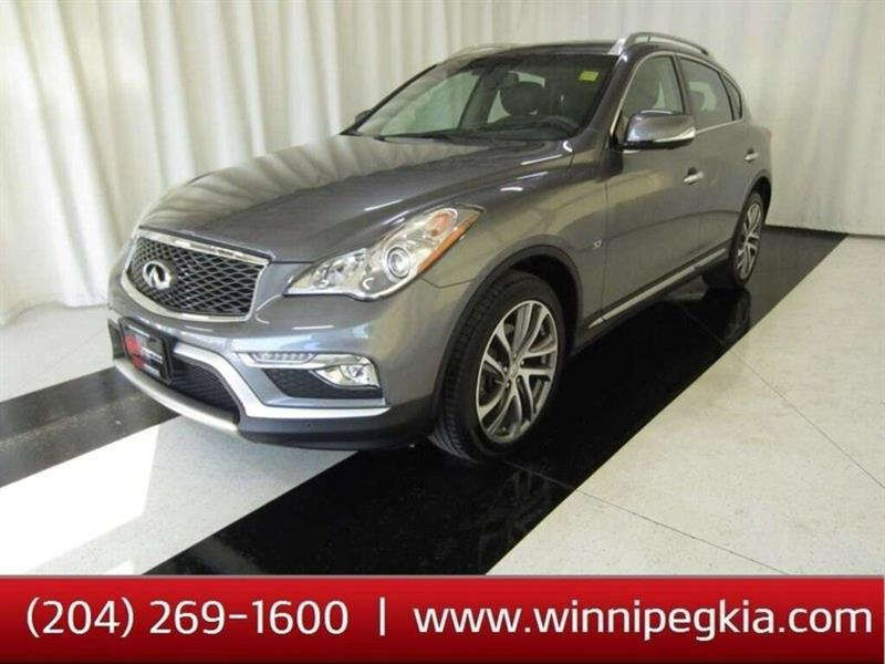 2016 Infiniti Qx50 *No Accidents, Navigation!* #20TL358A