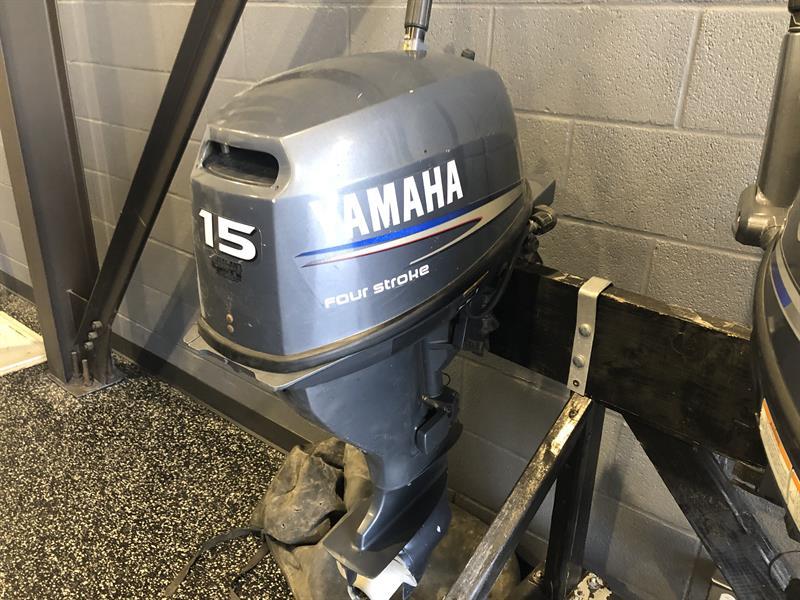Yamaha 15 2005