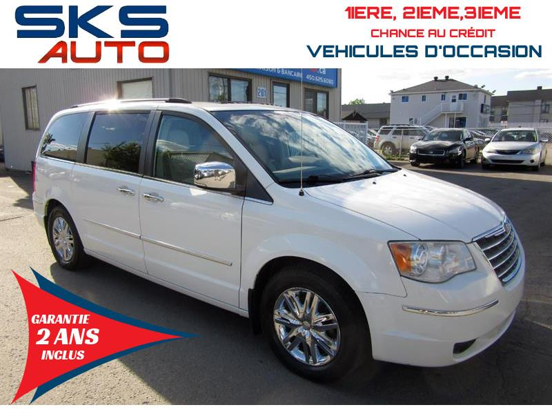 Chrysler Town - Country 2010