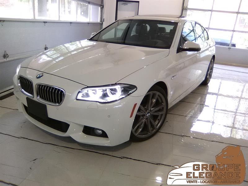 2016 BMW 5 Series 535D XDrive AWD 4dr Sdn