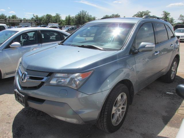 2007 Acura MDX 4WD 4dr #1140-1-23