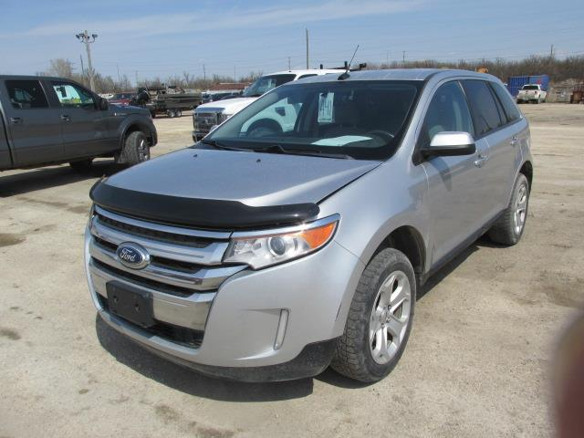2012 Ford EDGE 4dr SEL AWD #1140-1-25