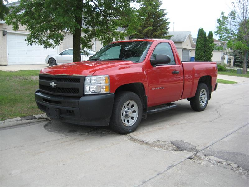2011 Chevrolet Silverado 1500 #3806B