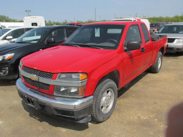2006 Chevrolet Colorado Ext Cab 125.9 WB #1140-1-59