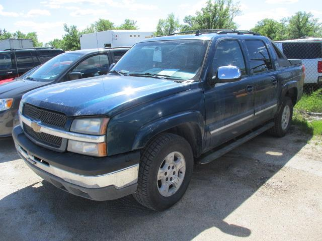 2006 Chevrolet Avalanche 1500 5dr Crew Cab 130 WB 4WD #1140-1-61