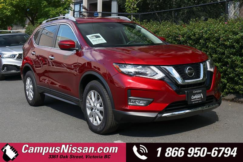 2019 Nissan Rogue | SV | AWD w/ Reverse Camera #9-R487A