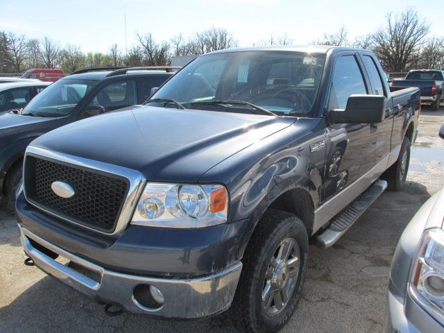 2006 Ford F-150 Supercab 4WD #1140-1-76