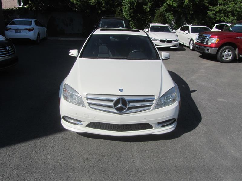 Mercedes-Benz C-Class 2011 4dr Sdn C 250 4MATIC #4477