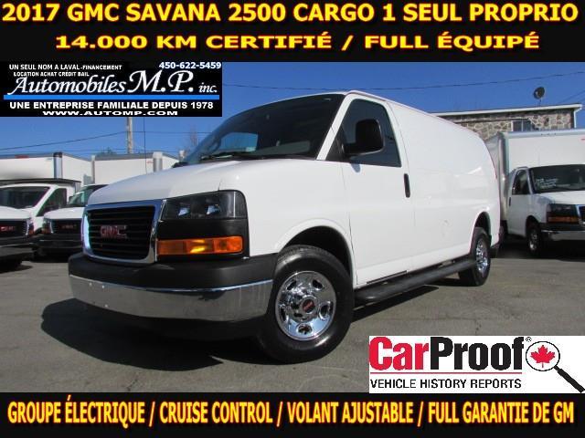 GMC Savana 2500 2017