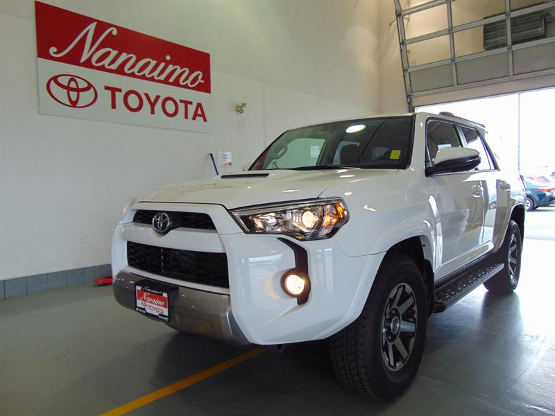 2019 Toyota 4Runner 4WD TRD Off-Road #21131A