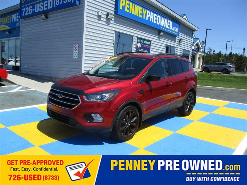 2017 Ford Escape SE #36276A