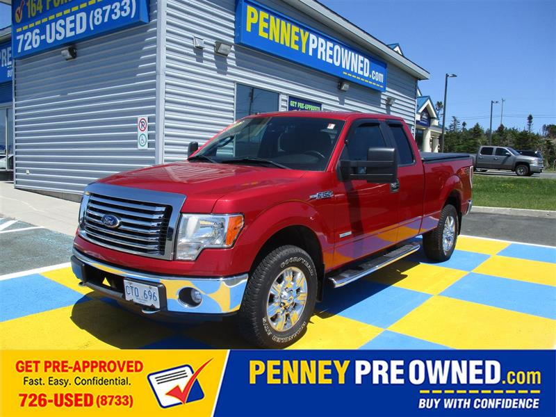2011 Ford F-150 XLT #36797A