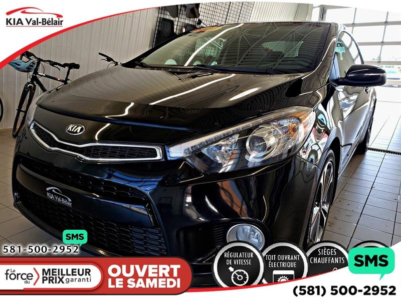 Kia Forte Koup 2016 *EX*CAMÉRA*AIR*CRUISE*BLUETOOTH* #V190567A